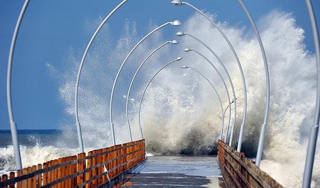 Meteoroloji'den 4 il için fırtına ve kuvvetli rüzgar uyarısı