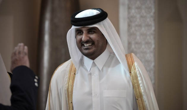Trump'tan Katar'a Camp David daveti