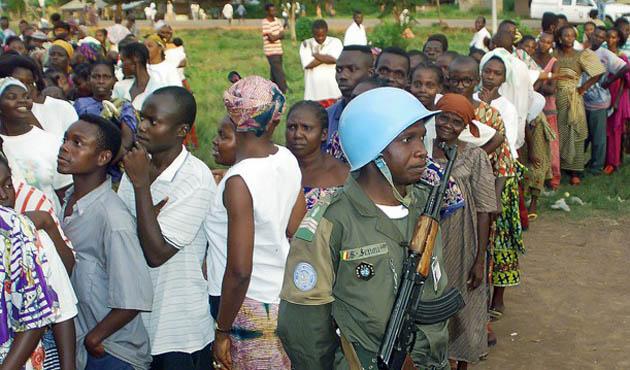 OAC'de BM barış gücü personeli öldürüldü