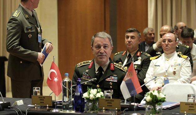 Genelkurmay Başkanı Hulusi Akar Atina'da