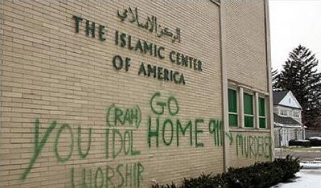 ABD'de İslamofobik olaylarda iki kat artış