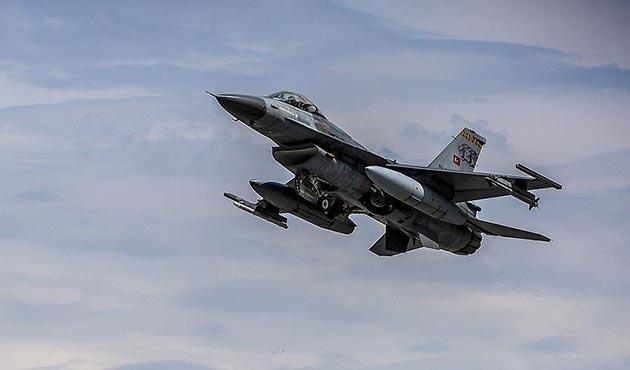 Irak'ın kuzeyindeki hava harekatında 10 PKK'lı öldürüldü