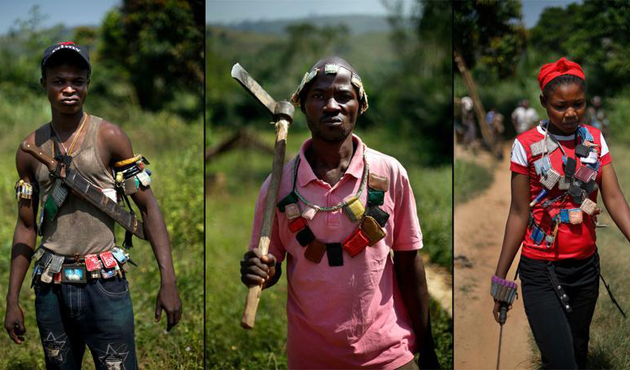 Hristiyan anti-Balaka BM misyonuna saldırdı