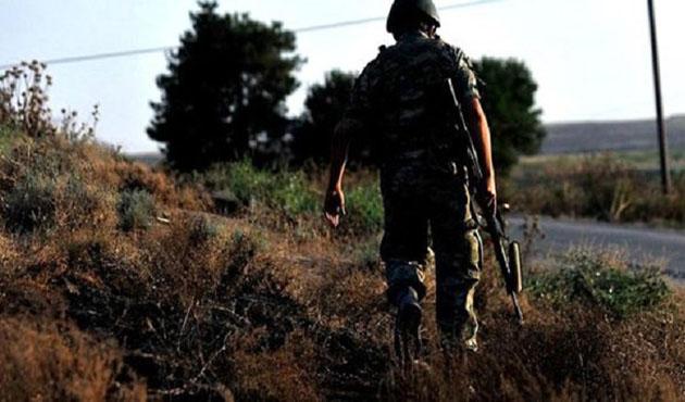 Gabar'da patlama, yaralı askerler var