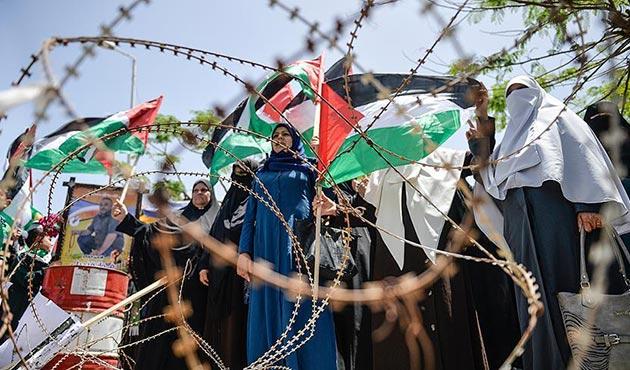 Filistin'de Nekbe'nin 69. yılında etkinlikler | FOTO