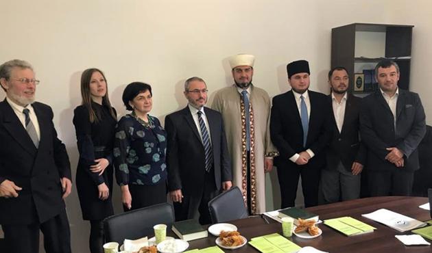 Kırım Tatar Müslümanları Kültür Merkezi açıldı