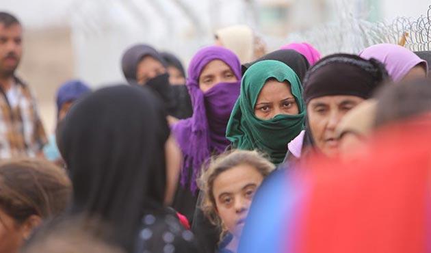 Musul'da şu ana kadar 700 bin sivil yerinden edildi