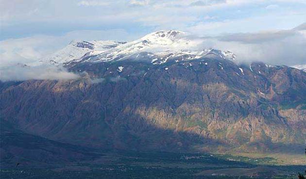 Erzincan'da Mayıs karı