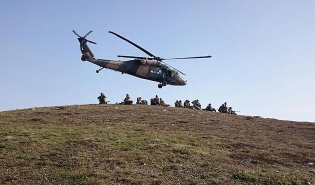 Son on günde 93 PKK'lı etkisiz hale getirildi