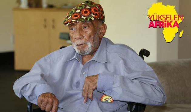Mozambik direnişinin yaşayan son kahramanı Santos