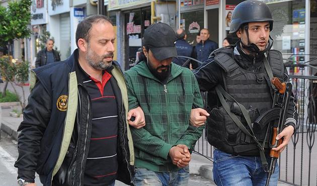 Samsun'daki operasyonda 6 DEAŞ mensubu yakalandı
