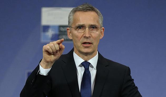 Stoltenberg'den NATO'nun ana gündemi açıklaması