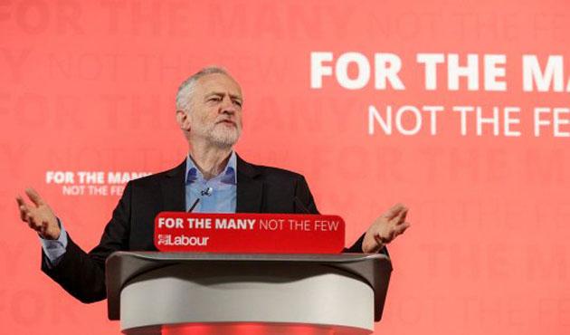 Corbyn'den İngiliz hükümetine terörle mücadele eleştirisi
