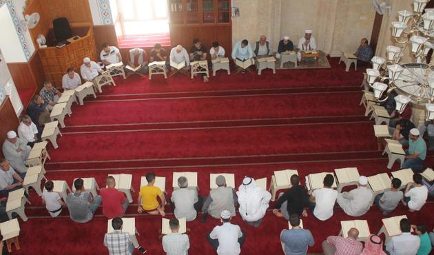 Mardin'de asırlardır devam eden 'mukabele' geleneği