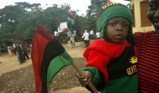 Nijerya'daki Biafralı ayrılıkçılardan protesto çağrısı