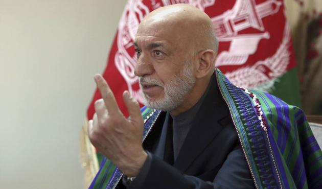 Karzai: DEAŞ, ABD projesidir