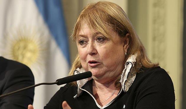 Arjantin Dışişleri Bakanı istifa etti