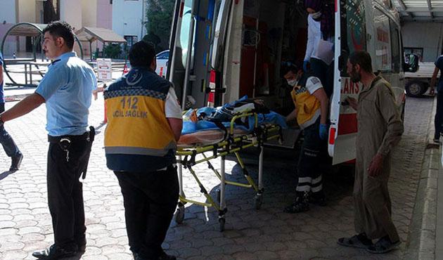 El Bab'ta bomba patladı