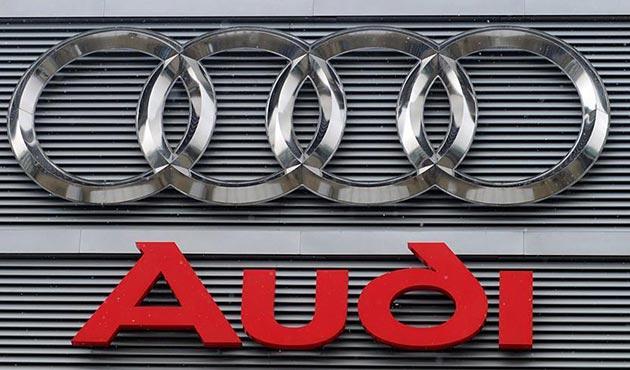 Almanya'daki Audi tesislerinde arama