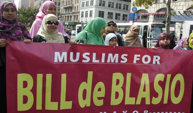 New York Belediyesi'nden Müslümanlara iftar