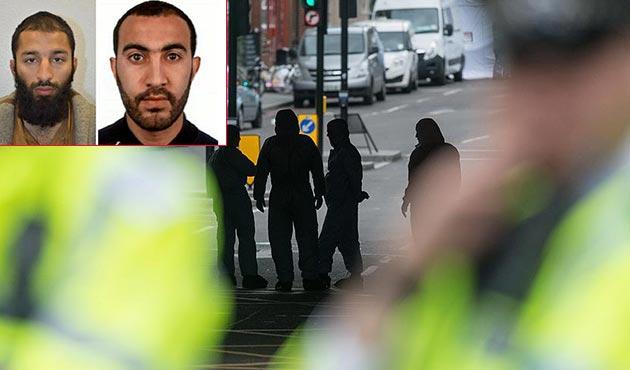 Londra saldırganlarından ikisinin kimliği açıklandı