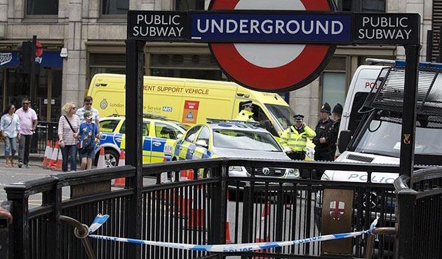 Londra'daki terör saldırısıyla ilgili 12 gözaltı | FOTO