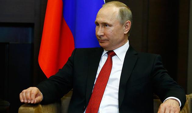 Putin'den Flynn ile görüştüğü iddiasına sert tepki