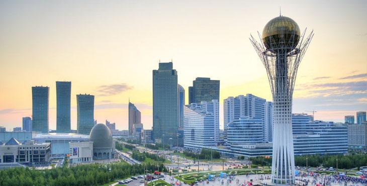 ŞİÖ Savunma Bakanları Kazakistan'da