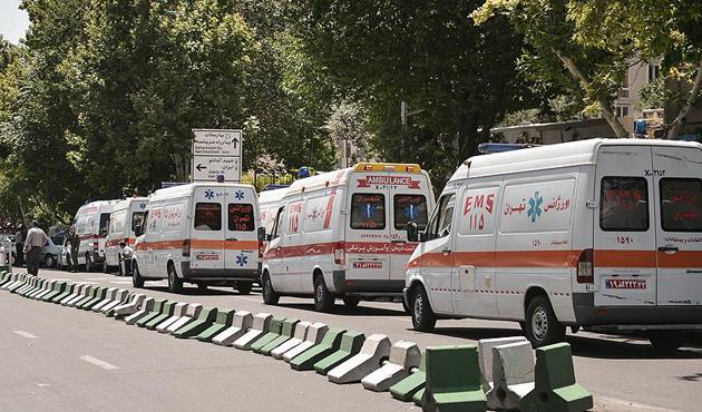 Tahran'daki saldırıları gerçekleştirenlerin kimlikleri açıklandı