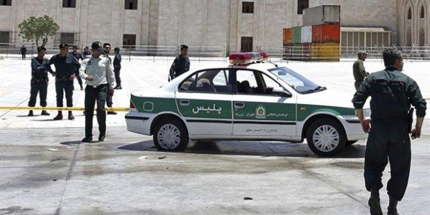 Tahran'da asitli saldırı, 16 yaralı