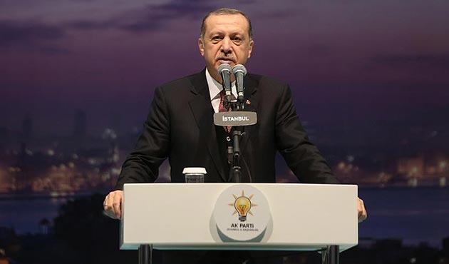 Cumhurbaşkanı Erdoğan: Kardeş kavgasının kazananı olmaz