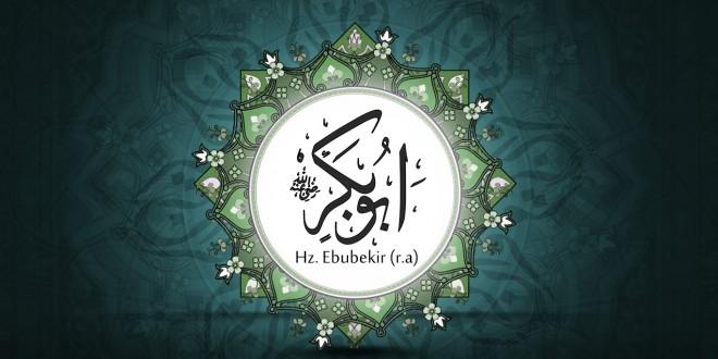 Hz.Ebubekir İlk İslam Halifesi seçildi