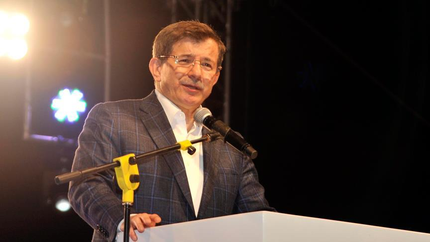 Davutoğlu: Yüreği Türkiye ile çarpan Katar yalnız bırakılmayacaktır