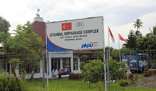 Endonezyalı yetimlerin umut ışığı 'İstanbul Yetimhanesi' | FOTO