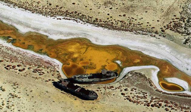 'Aral gölünün kuruması çağımızın büyük faciasıdır'