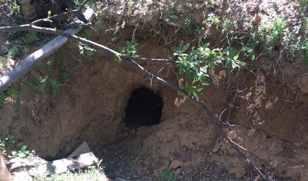Diyarbakır'da PKK'nın tünel, mağara ve 3 sığınağı imha edildi