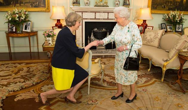 Theresa May için sonun başlangıcı mı ?