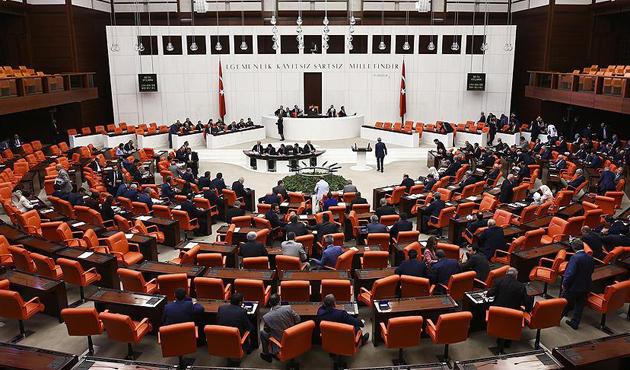 Irak ve Suriye tezkeresi Meclis'te kabul edildi... İşte detaylar