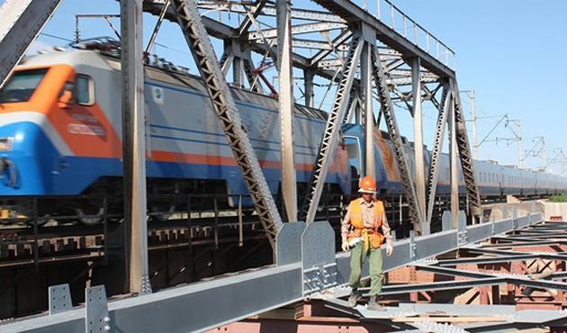 Kazakistan'ın umudu demiryolları ağı