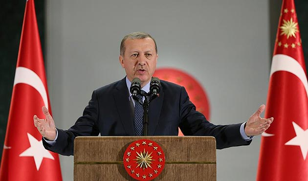 Cumhurbaşkanı Erdoğan'dan CHP'nin yürüyüşüne tepki