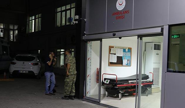 Manisa'da hastaneye kaldırılan 58 asker taburcu oldu