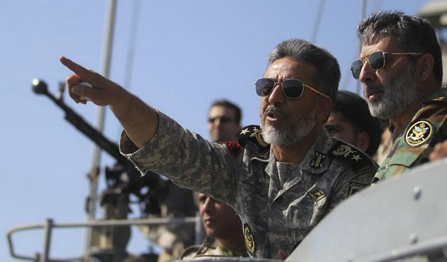 İran ve Çin'den Basra Körfezi'nde ortak tatbikat