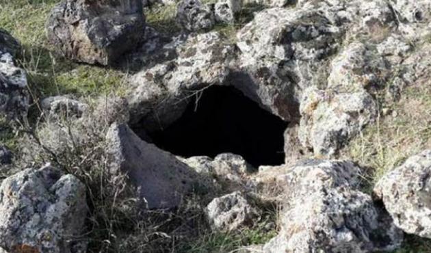 PKK'nın mağarasında takım elbise