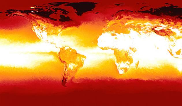Dünya Meteoroloji Örgütünden rekor sıcak hava uyarısı