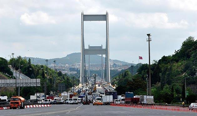 Köprü ve otoyollar bayram boyunca ücretsiz olacak
