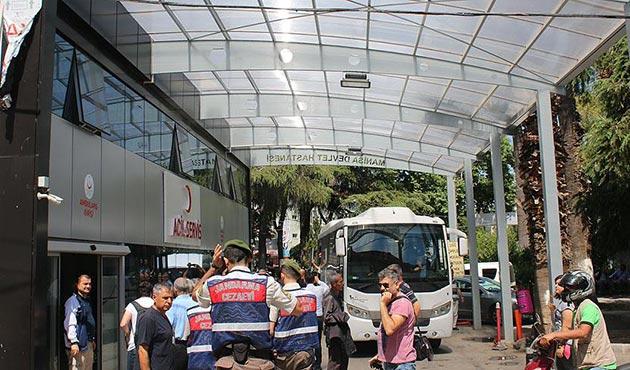 Manisa'da kışladaki gıda zehirlenmeleri ile ilgili 6 tutuklama