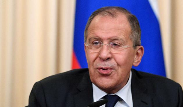ABD'nin Rusfobisi'ne Lavrov'dan kınama