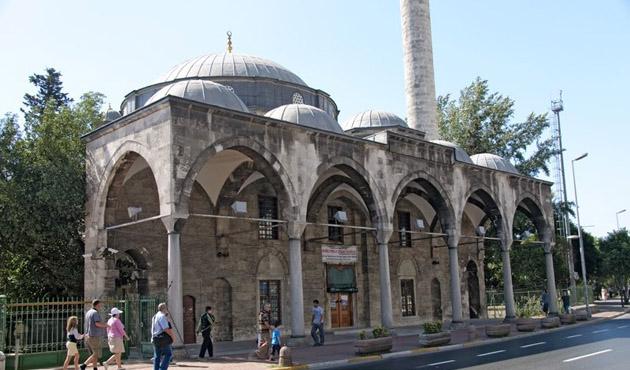 Mimar Sinan'ın eseri camii restore edildi