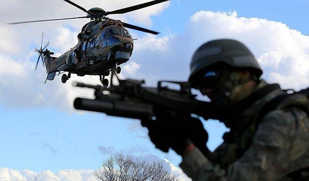6 ildeki terör operasyonlarında 53 terörist etkisiz hale getirdi