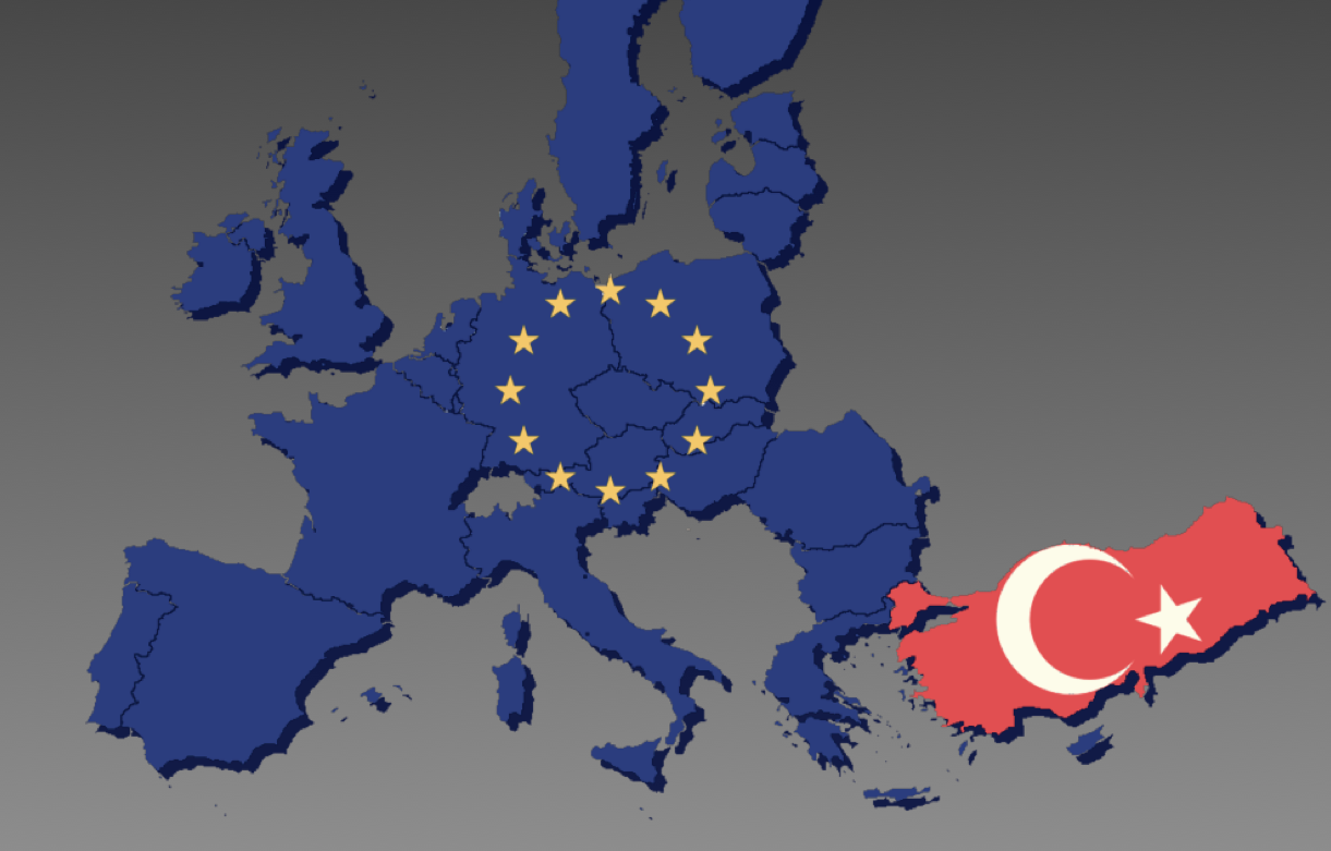 Türk toplumunun AB'ye güveni azalıyor